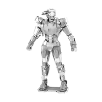 Metal Earth Avengers War Machine Metal Kit