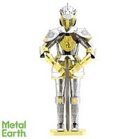 Metal Earth European (Knight) Armour
