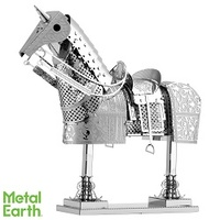 Metal Earth Horse Armour