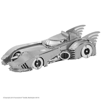 Metal Earth Batmann 1989 Batmobile