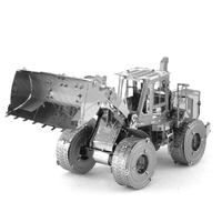 Metal Earth - CAT - Wheel Loader