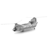 Metal Earth CH-47 Chinook Metal Kit