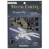 Metal Earth Dragon Fly Metal Puzzle Kit