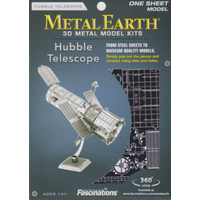 Metal Earth Hubble Telescope Puzzle Kit