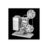 Metal Earth Movie Projector Puzzle Kit