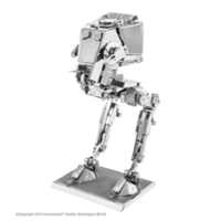 Metal Earth Star Wars - AT-ST Metal Puzzle Kit