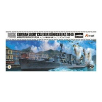Flyhawk 1/700 German Light Cruiser Konigsberg 1940 (Standard Edition)