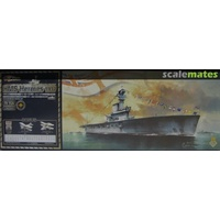 Flyhawk 1/700 HMS Hermes 1937?Coronation Fleet Review? FH1126 Plastic Model Kit