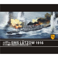 Flyhawk 1/700 SMS Luetzow 1916(Normal version) FH1301 Plastic Model Kit