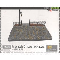 Flyhawk 1/72 French Streetscape