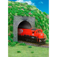 Frateschi HO Tunnel Portal Kit (Single Track)