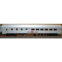 Frateschi HO The Ghan Sleeper Car Silver FRT-2588