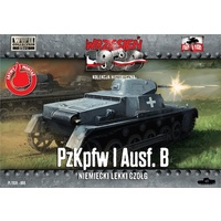 First To Fight 008 1/72 Pz.Kpfw. I Ausf.B Plastic Model Kit