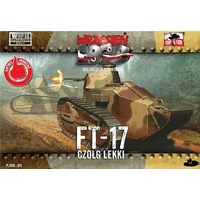 First To Fight 013 1/72 FT-17 Plastic Model Kit