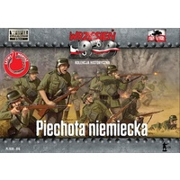 First To Fight 016 1/72 German Infantry (24 figures) Plastic Model Kit