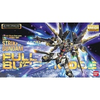Gundam 1/100 ZGMF-X20A Strike Freedom Gundam Full Burst Mode