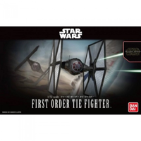 Bandai 1/72 Star Wars First Order Tie Fighter