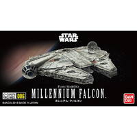Gundam VEHICLE MODEL 006 MILLENNIUM FALCON