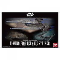 Bandai 1/144 Star Wars U-wing Fighter & Tie Striker