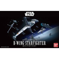 Bandai 1/72 B-Wing Starfighter