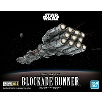 Gundam Star Wars Vehicle Model 14 Blockade Runner