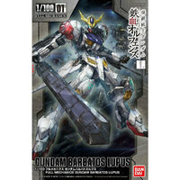 Gundam 1/100 FULL MECHANICS BARBATOS LUPUS