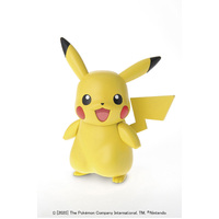 Bandai Pokemon Model Kit Pikachu