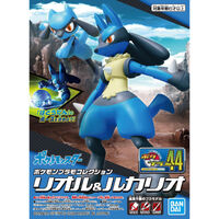 Bandai Pokemon Model Kit Charizard & Dragonite