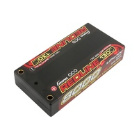 Gens Ace REDLINE 8000mAh 130C 3.7V #58 Hardcase Battery (4.0mm Bullet)