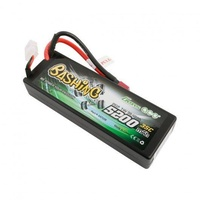 Gens ace Bashing Series 5200mAh 7.4V 2S1P 35C car Lipo Battery Pack Hardcase 24# with Deans Plug