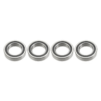G-Force Ball Bearing (ABEC3) Rubber Shielded 10x16x4 (4pcs) GF-0500-018
