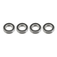 G-Force Ball Bearing (ABEC3) Rubber Shielded 12x24x6 (4pcs) GF-0500-023