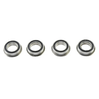 G-Force Ball Bearing (ABEC3) Rubber Shielded Flange 5x8x2.5 GF-0505-003