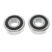 G-Force Ball Bearing (ABEC3) Rubber Shielded 5x13x4C (2pcs) GF-0510-004