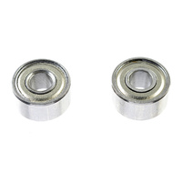 G-Force Ball Bearing (ABEC3) Metal Shielded 3x8x4 (2pcs) GF-0550-012