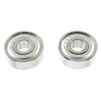 G-Force Ball Bearing (ABEC3) Metal Shielded 4x11x4 (2pcs) GF-0550-019