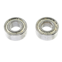 G-Force Ball Bearing (ABEC3) Metal Shielded 5x10x4 (2pcs) GF-0550-023