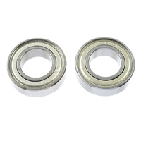 G-Force Ball Bearing (ABEC3) Metal Shielded 9x17x5 (2pcs) GF-0550-030