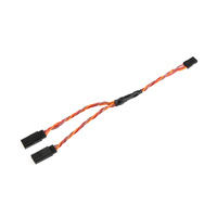 G-Force Y-Lead (HD Silicone) JR/Hitec 22AWG 15cm (x1) GF-1121-020