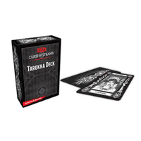 Dungeons & Dragons Tarokka Deck (54 Cards)