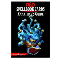 Dungeons & Dragons Spellbook Cards Xanathars Deck (95 Cards)