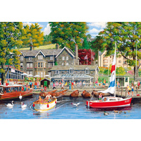 Gibsons 500pc Summer In Ambleside