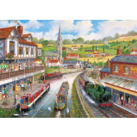Gibsons 1000pc Ye Olde Mill Tavern