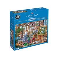 Gibsons 1000pc A Work Of Art