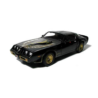 Greenlight 1/18 Smokey & Bandit 11 (1980) 1980 Pontiac Firebird (Movie)