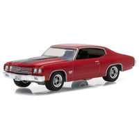 Greenlight 1/64 1970 Chevy Chevelle SS - Red Muscle Series 17