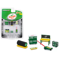 Greenlight 1/64 Turtle Wax Auto Body Shop Tools