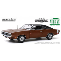 Greenlight 1/18 1970 Dodge Charger R/T Graveyard Carz (2012-Current) Movie Artisan Collectio Diecast