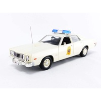 Greenlight 1/18 Smokey & The Bandit (1977) 1975 Plymouth Fury Mississippi Highway Patrol