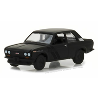 Greenlight 1/64 1968 Datsun 510 Black Bandit Series 19 27950-A Diecast